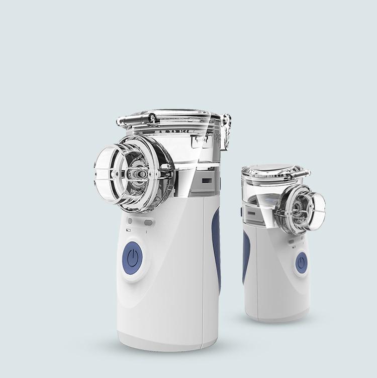 Мини-автомайзер для детей и взрослых ингалятор ультразвуковой ингалятор спрей ароматерапия Пароварка забота о здоровье