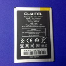 Mobile phone  OUKITEL C5 battery 2000mAh Original High capacit Accessories