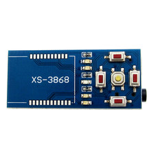 XS3868 adaptador backplane placa mestre chip de Bluetooth estéreo módulo de áudio Escudo OVC3860(China)