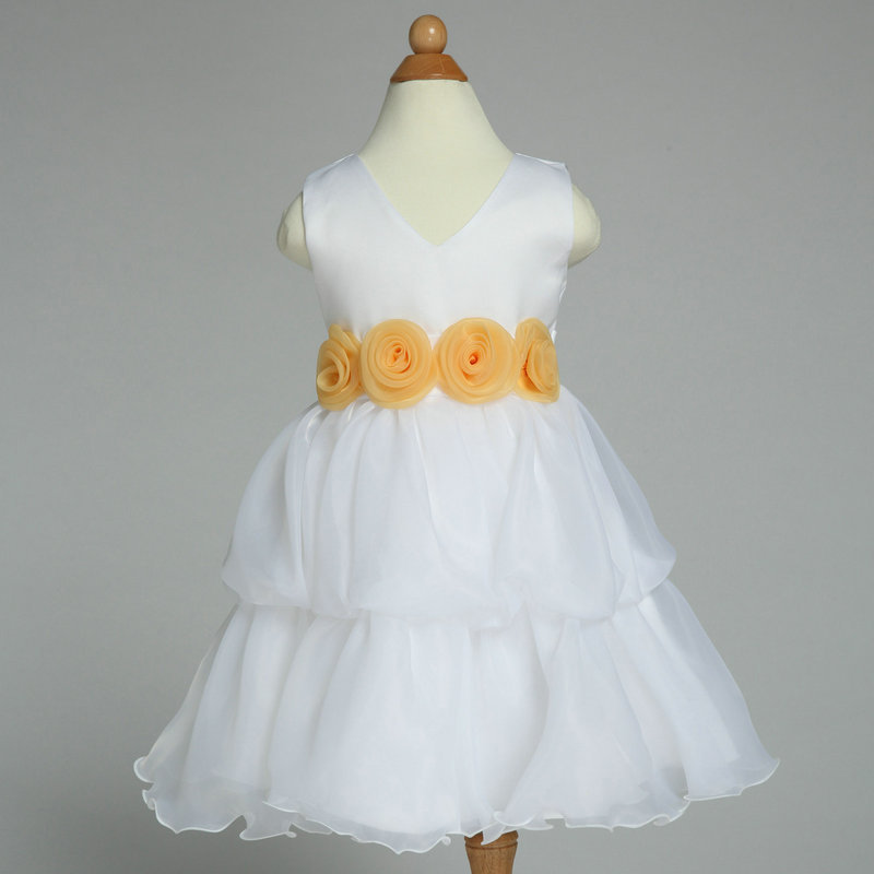 7 Year Old Flower Girl Dress