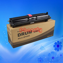 цена на High quality Black drum unit for Ricoh 1015 2015 2018 2016 2020 1600 1610 1800 1811 1911 MP2000 2011 2012 2500 with developer