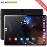 BDF Nuovo Design Originale 10 pollici Tablet Pc Android 7.0 Octa Core 4GB + 64GB 3G Del Telefono chiamata Dual SIM Carta di CE di Marca WiFi 10.1 Compresse