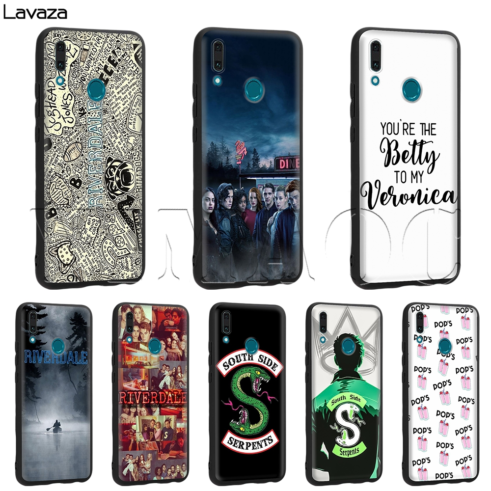Lavaza <font><b>Riverdale</b></font> Silicone <font><b>Case</b></font> for <font><b>Huawei</b></font> <font><b>Mate</b></font> <font><b>10</b></font> P8 P9 P10 P20 <font><b>Lite</b></font> Pro P Smart Mini 2017 image