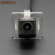 BigBigRoad For Toyota Land Cruiser Prado LC 150 LC150 2010 2011 2012 2013 2014 2015 2016 Car Rear View Parking Backup Camera new high quality rear view backup camera parking assist camera for toyota 86790 42030 8679042030