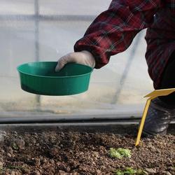 1pc new green plastic mesh sieve soil sieve pe plastic net glasses of gardening tools plastic.jpg 250x250