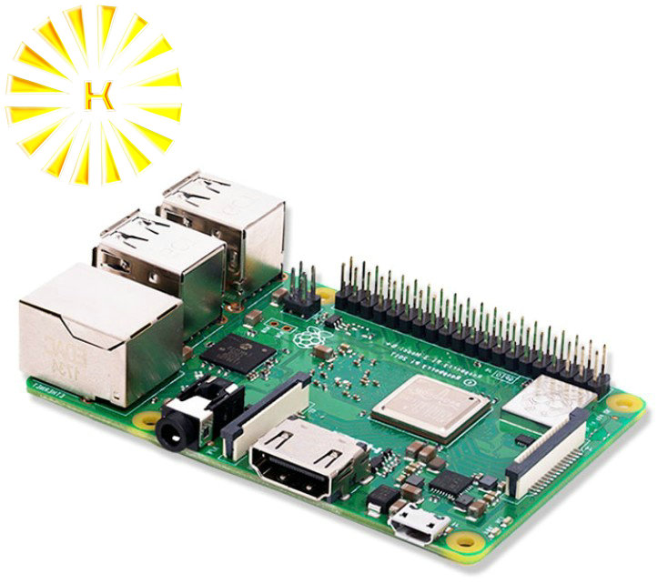 In Stock 2018 New Original Raspberry Pi 3 Model B on board 2 4G 5G WIFI