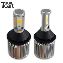 Tcart 2X 30W Car Light 1156 LED BA15S P21W BAU15S PY21W BAY15D 1157 P21/5W R5W Canbus turn signal/brake light/reverse lamp