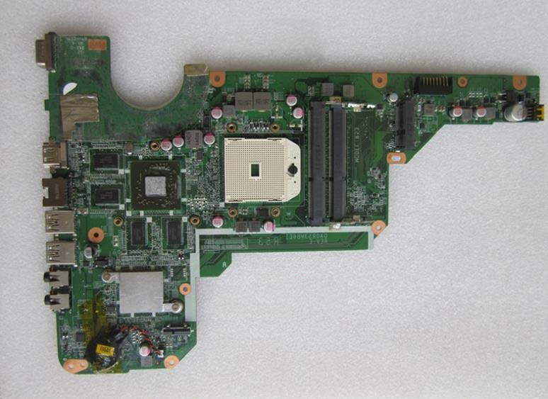 free shipping 683030-001 for HP  G4 G6 G7 laptop motherboard  100% tested okay free shipping 649948 001 for hp pavilion g7 g6 g4 serise motherboard da0r23mb6d1 rev d 100