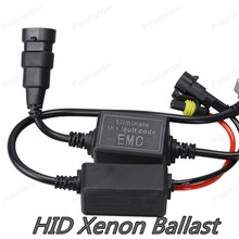 Polarlander 2pcs Good Quality X5 Canbus Ballast  HID Xenon Kits H1 H3 H4 H7 H8 H11  55W for Car Headlights Fog Lamps
