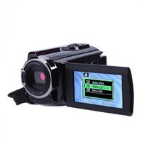 Digital IR Video Camcorder 3in Touch Screen Digital IR Night Vision Camera 48MP 2160P 4K Digital Zoom WiFi DVR Video Camcorder