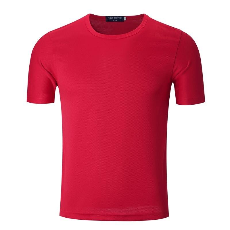 2018 Casual Solide Polyester Männlichen Polo-shirt Neue Männer Polo Shirt Kurzarm Quick Dry Polo-shirt Für Großhandel Und Nach Maß
