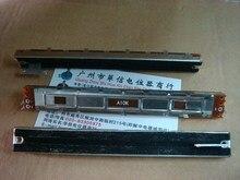 [BELLA]12.8 cm mixer fader potentiometer A10K Single handle 8T SC-100N–10PCS/LOT