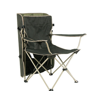 Image 3 - Outdoor Chair Portable Folding Detachable Awning Thicken Steel Pipe Double Oxford Cloth Fishing Beach Shade Canopy Camping Chair