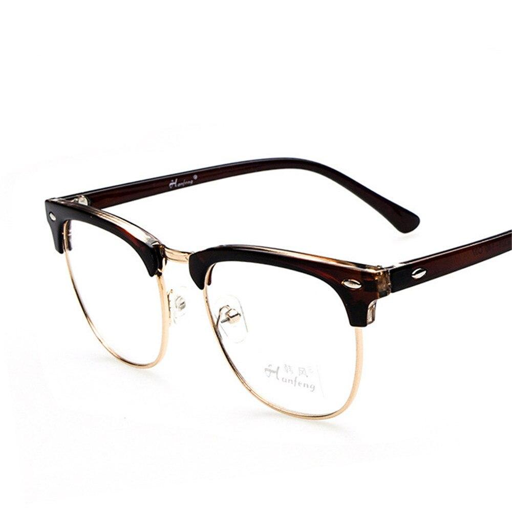 2017 Brand Designer Fashion Men 39 S Eyeglasses Frame Vintage