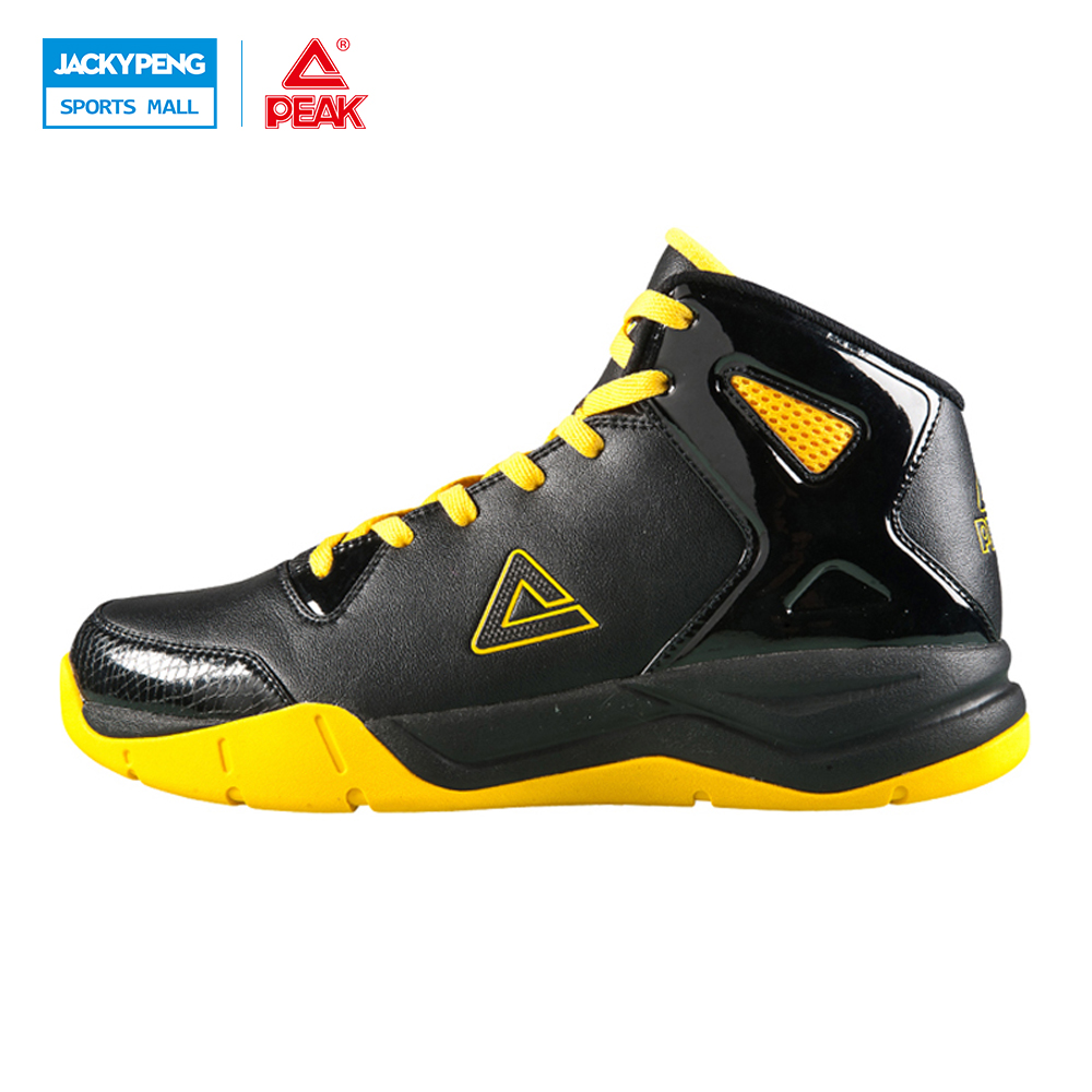 peak sport basketball shoes competitions breathable