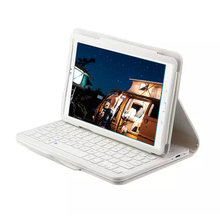 Ultra Slim Wireless Bluetooth Keyboard With Folding Case Protective Cover Tablet Stand for Samsung Galaxy Tab T560 T561 T567