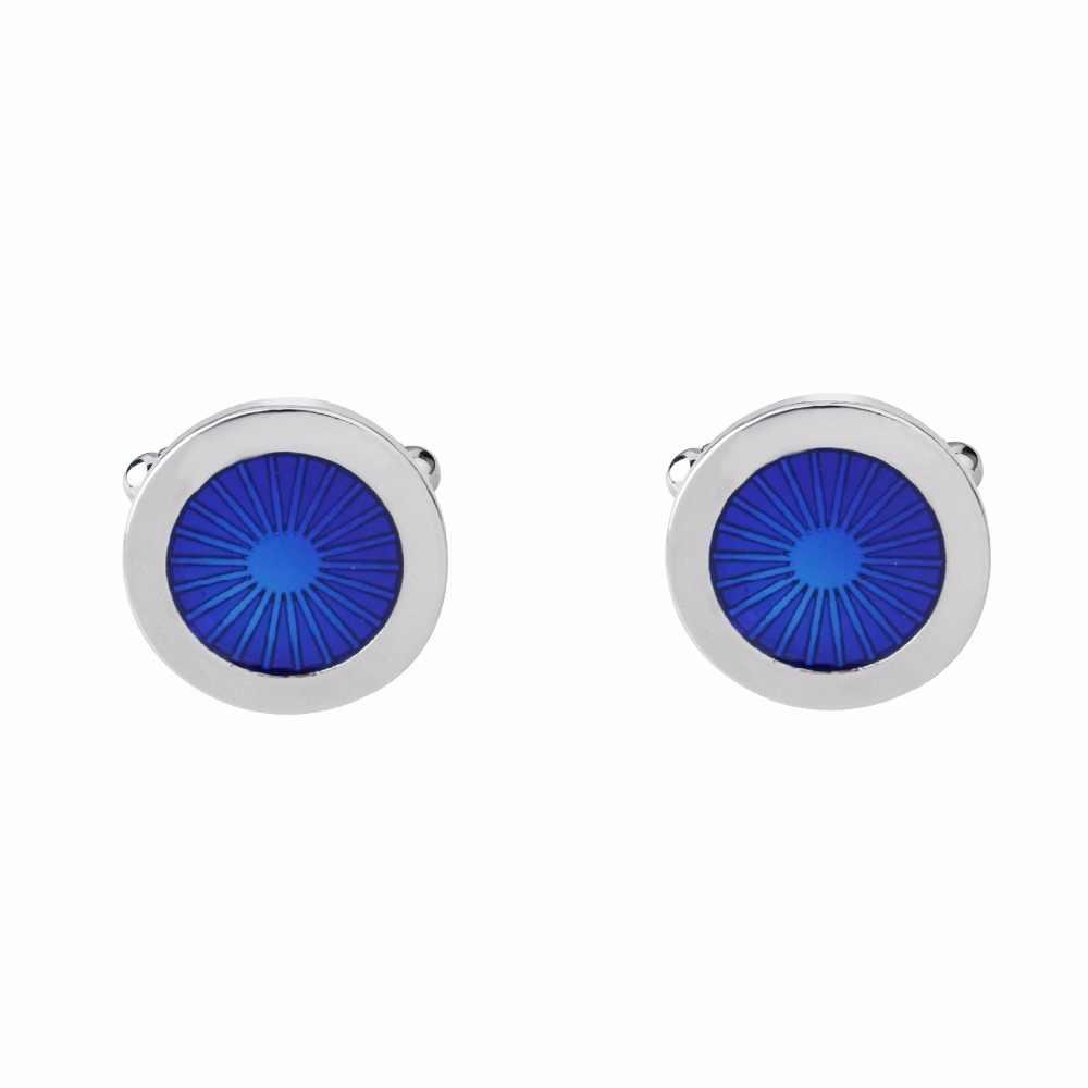 Fooderwerk ювелирные изделия капельного масла запонки в форме глаз французская Мужская рубашка бизнес внешней торговли рукава запонки