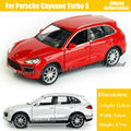 1:36 Scale Diecast Alloy Metal Car Model For ThePorsche Cayenne Turbo S Collectible Model Collection Pull Back Toys Car