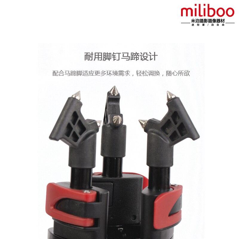 miliboo aluminijska legura MTT604A prijenosni stativ za SLR - Kamera i foto - Foto 3