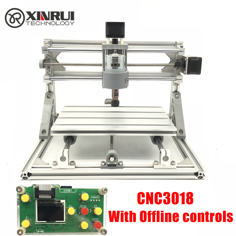 CNC3018 ER11 GRBL Control Diy CNC Machine 3 Axis Pcb Milling Machine Wood Router Laser Engraving