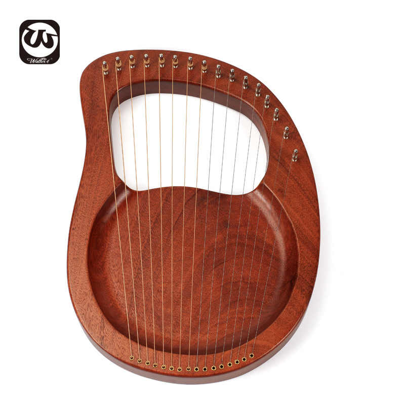 2019 newest lyre harp with 16 strings