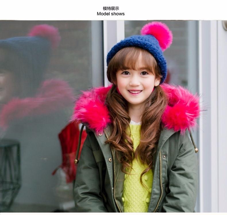 Winter Girls Down Coat (2)