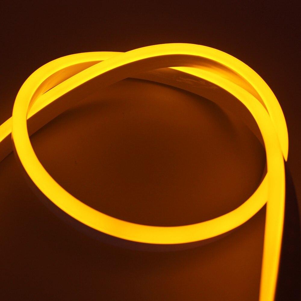 15 M LED haute qualité étanche SMD2835 pour la publicité KTV Bar pont éclairage Lampara rouge chaud blanc bleu vente chaude