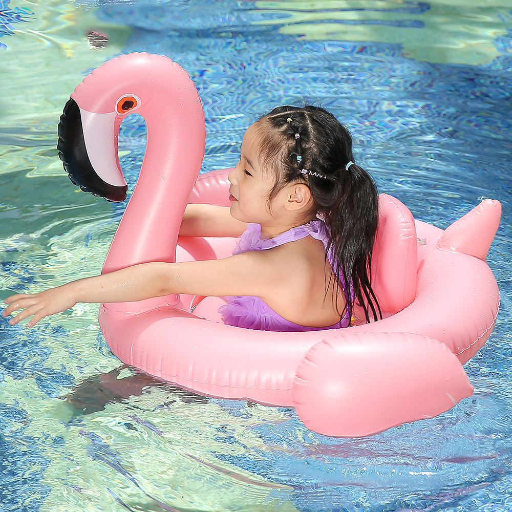 flamingo inflatable circle summer 2018 pool floats adults games water toys for children swimming for kids boia kingtoy big size large inflatable crocodile pool for 2 kids floats summer children pool toys water toys