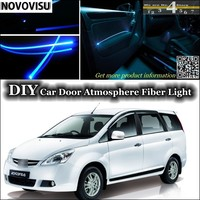 For Proton Exora Star Turbo Bold Prime Interior Ambient Light Tuning Atmosphere Fiber Optic Band Lights