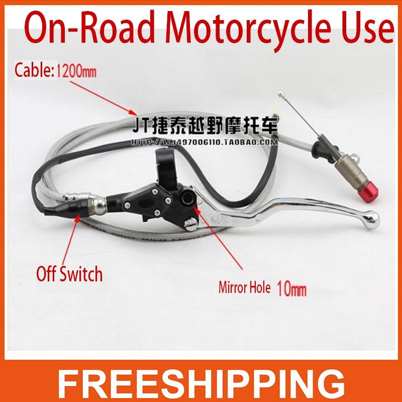 Refires motocykl lusterko pasa 125cc 140cc 150CC 200cc 250CC off-road - Akcesoria motocyklowe i części - Zdjęcie 1