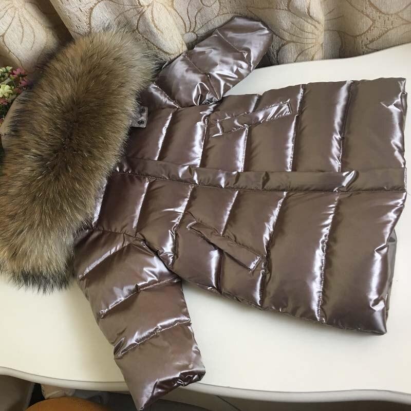 Children s Down Jacket Suit Girl Winter Snowsuit Russian Kids Parka Jacket Fashion Kids Winter Suit