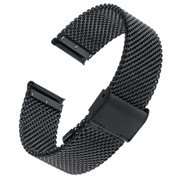 Milanese Stainless Steel Watchband +Tool for Oris Bell & Ross Rado Luminox Watch Band Wrist Strap Bracelet 18mm 20mm 22mm 24mm   Watchbands