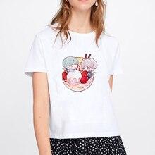 White T-shirt Womens Summer T Shirt Women New Arrivals Fashion Soild Latter Cross Bandage Top Sexy Tops Woman Tshirt Female