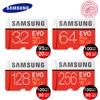 SAMSUNG Memory Card SDXC Grade EVO+ Micro sd Card 32GB 64GB 128GB 256GB Cartao De Memoria Plus Class10 Micro SD TF Memory Card