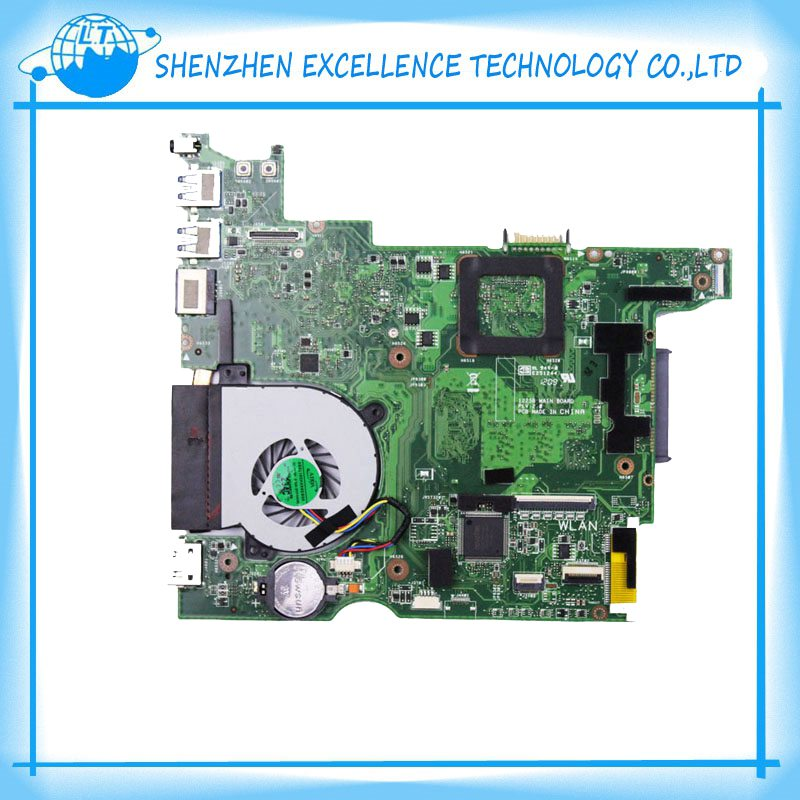 ФОТО high quality Wholesale 1225B laptop motherboard For Asus 1225b 4G MAIN BOARD 100% fully working & tested ok