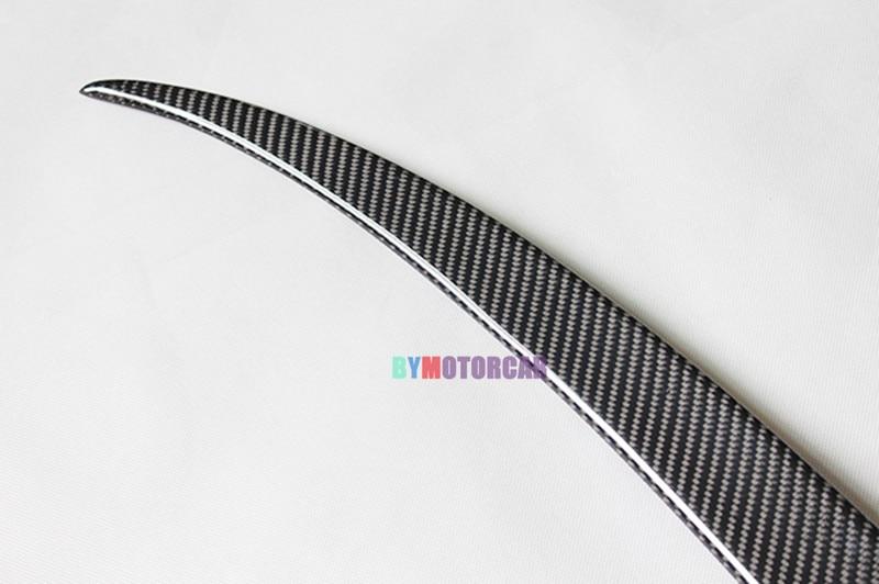 Spoiler de coffre style M2 style carbone pour BMW F22 série 220i - Pièces auto - Photo 3