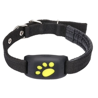 Newest Pet GPS Tracker Dog Cat Collar Water Resistant GPS Callback Function USB Charging GPS Trackers For Universal Dogs