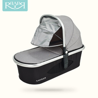 Babyruler baby carriage special handbag baby sleeping basket with JG308 ST380 baby carriage
