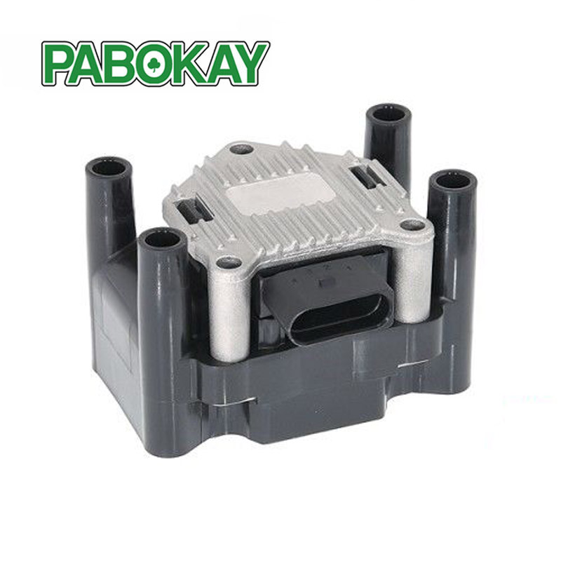 New Ignition Coil Pack for VW Jetta Beetle Golf Audi A4 A3 A2 Skoda Seat Front 032905106D 032905106E 032905106B 032905106