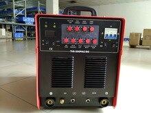 Aluminium Welding Machine TIG-250P AC DC welder, three phase AC380 50/60HZ tig welding machine