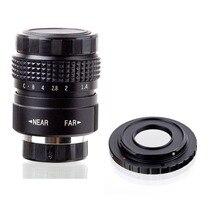 Фуцзянь 25 мм F1.4 CC ТВ объектив+ C крепление адаптер объектива для камер Micro 4/3 m4/3 для цифрового фотоаппарата Panasonic GX85 GX8 GX7 GX7K GH5 GH4 G10 G7 G7K G7H GF7 GF8 GF9
