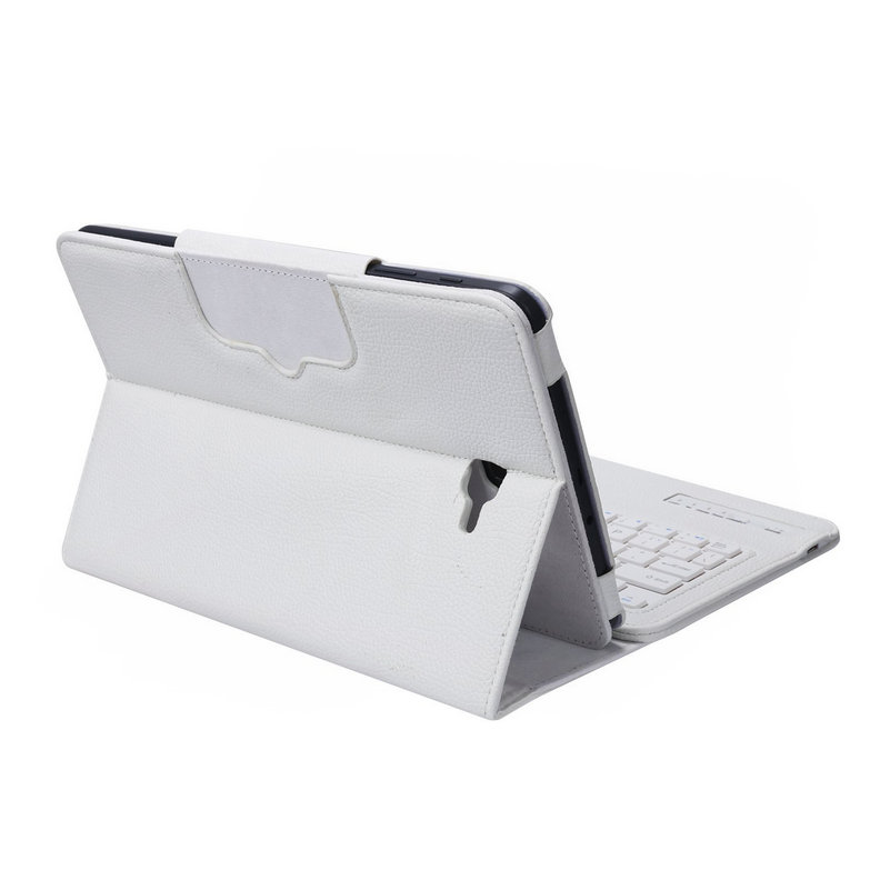 Teclado Bluetooth Funda de tableta para Samsung Galaxy Tab A 10.1 - Periféricos de la computadora - foto 5