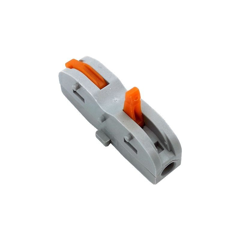 PCT 212 PCT 213 PCT 215 Compact Wire Wiring Connector Conductor Terminal Block With Lever 0 08 2 5mm2 314 SPL 2 3 4 in Connectors from Lights Lighting