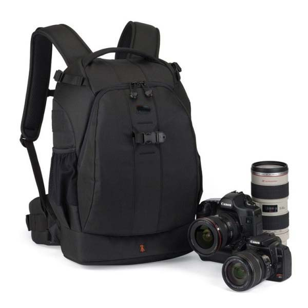 Горячая распродажа flipside 400 aw черный фотоаппарат цифровой камеры dslr сумка рюкзак для канона nikon dslr