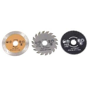 Image 2 - XCAN Out Diameter 54.8mm High Quality Mini Circular Saw Blade Wood Cutting Blade