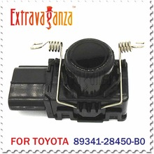 2 шт. Ультразвуковой Датчик 89341-28450-C0 Для Toyota Lexus LX570 Land Cruiser Previa 89341-28450