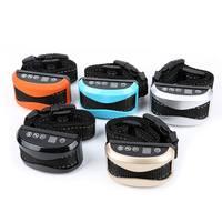 Pet Dogs Anti Bark Collar Rechargeable Waterproof Bark Collars For Small Medium Large Dog No Bark