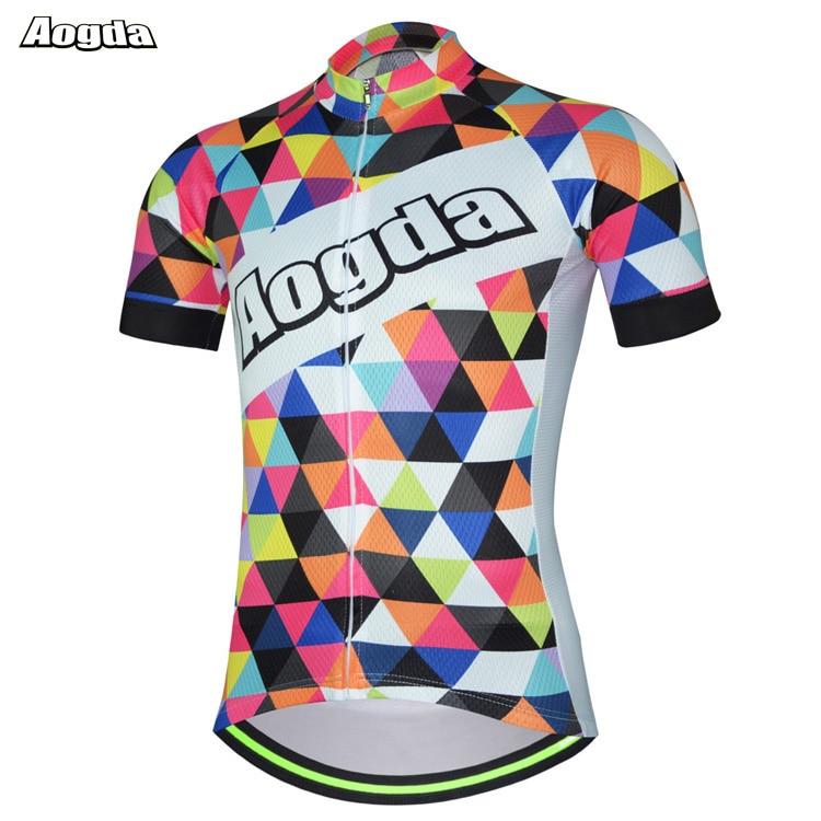2017 Nova visokokvalitetna sunčana biciklistička majica Ropa - Biciklizam