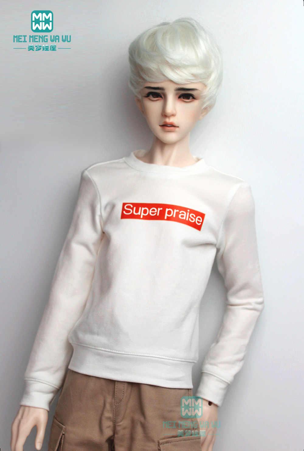BJD аксессуары кукольная одежда для 65-72 см BJD uncle модная толстовка, пальто, повседневные штаны