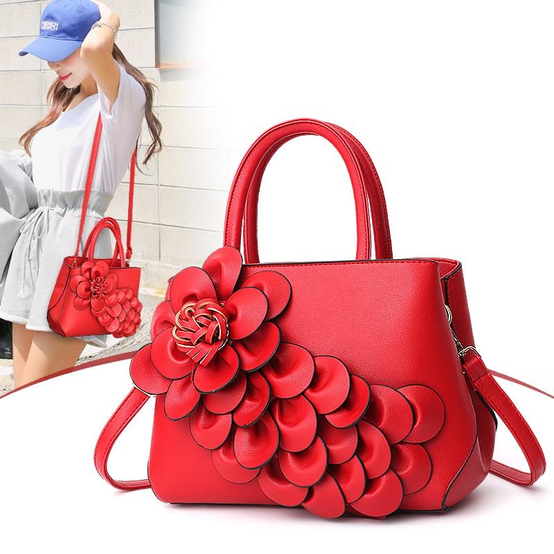 Maoyebeila Bags For Women 2019 Spring New Large Capacity Bag Fashion PU Handbag Womens Messenger 9426-169